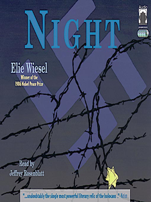 Title details for Night by Elie Wiesel - Wait list